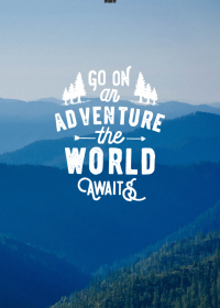 Motiv #001 - adventure-the-world