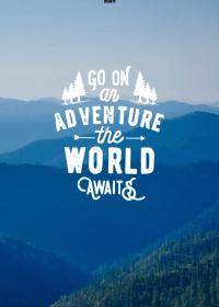 Motiv #001 - adventure-the-world