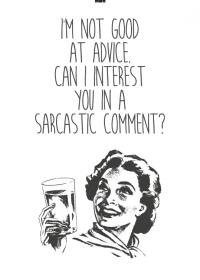 Motiv #024 - good-advice