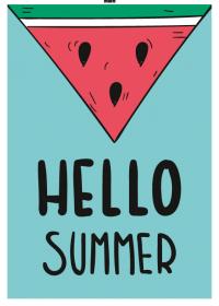 Motiv #029 - hello-summer