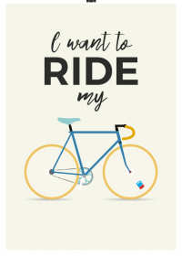 Motiv #093 - i-want-to-ride