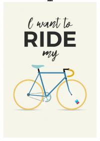 Motiv #093 - i-want-to-ride