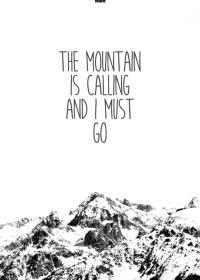 Motiv #038 - mountain