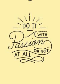 Motiv #042 - passion