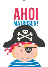 Motiv #044 - pirat
