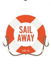 Motiv #049 - sail-away