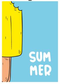 Motiv #067 - summer-ice
