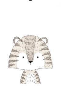 Motiv #073 - tiger
