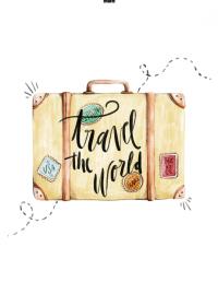 Motiv #076 - travel