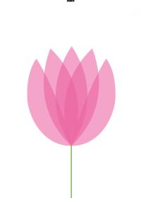 Motiv #078 - tulpe-leichtes-pink