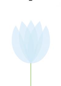 Motiv #080 - tulpe-weiss
