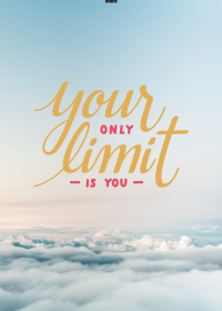 Motiv #088 - your-only-limit