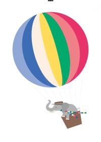 Motiv #166 - elefant